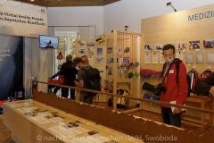 Eröffnung der Jubiläumsausstellung 100 Jahre Bergwacht