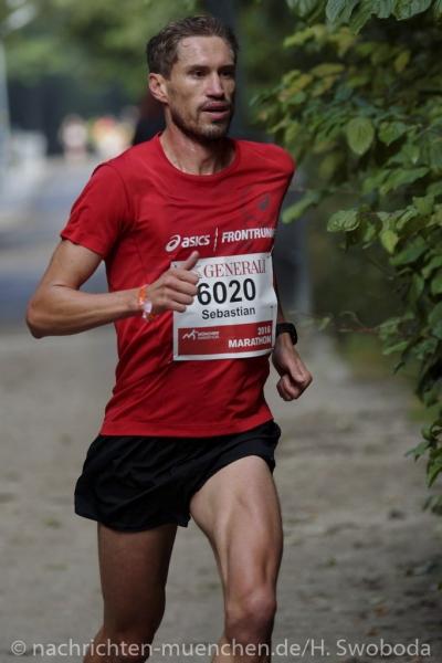 Muenchen Marathon 0160