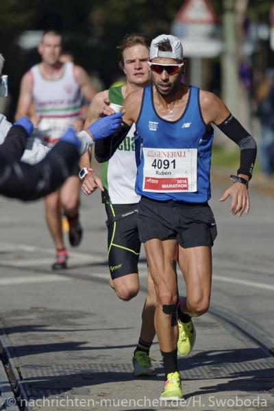 Muenchen Marathon 0490