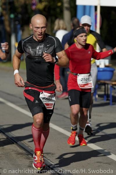 Muenchen Marathon 0520