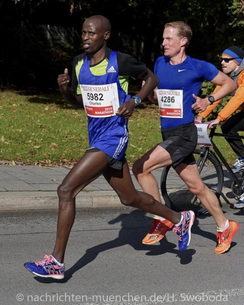 Muenchen Marathon 0570