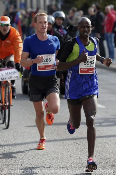 Muenchen Marathon 0600
