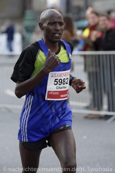 Muenchen Marathon 0650