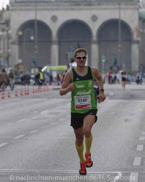 Muenchen Marathon 0700