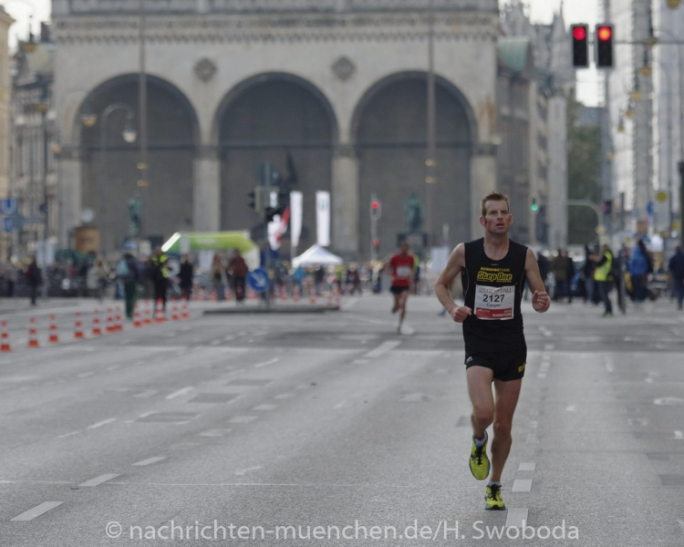 Muenchen Marathon 0710