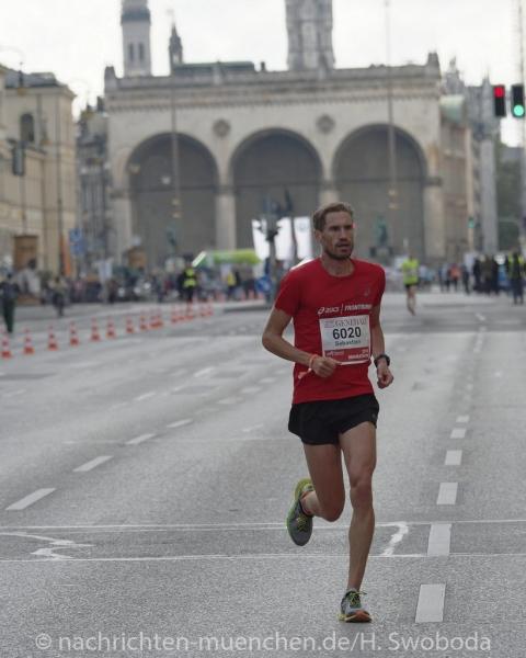 Muenchen Marathon 0720