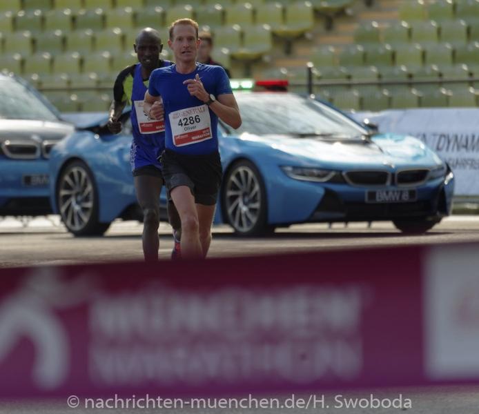 Muenchen Marathon 0740