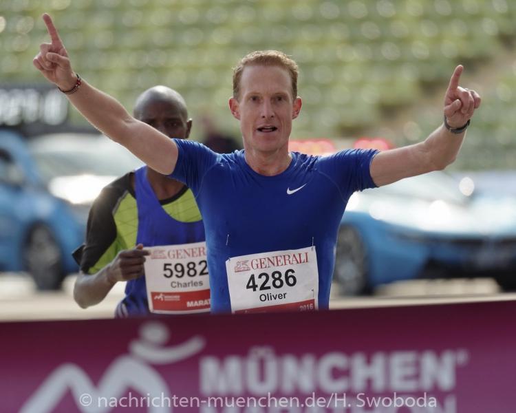 Muenchen Marathon 0760