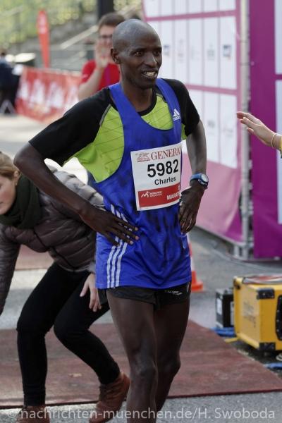 Muenchen Marathon 0790