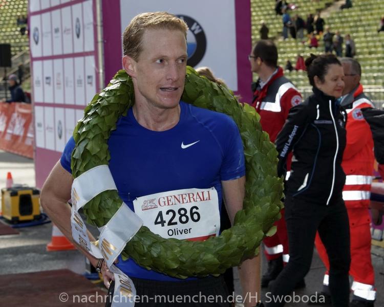 Muenchen Marathon 0820