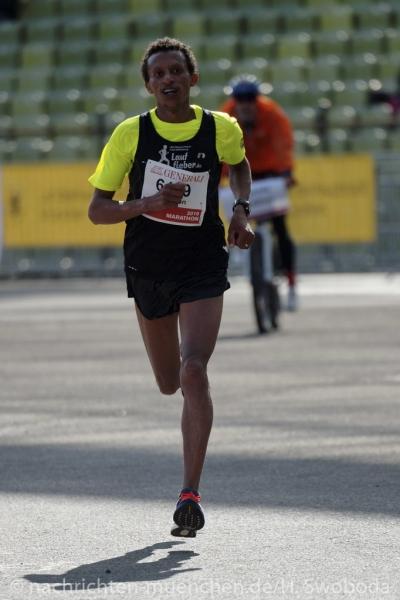 Muenchen Marathon 0830