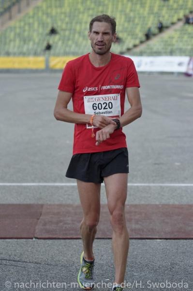 Muenchen Marathon 0930