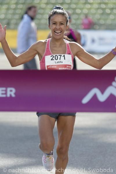 Muenchen Marathon 1000