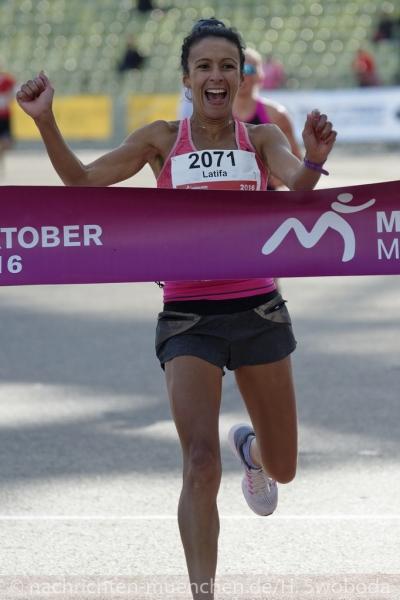 Muenchen Marathon 1010