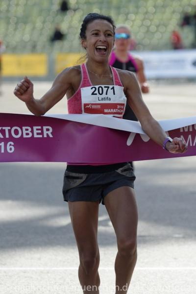 Muenchen Marathon 1020