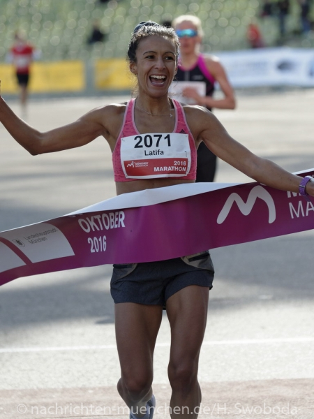 Muenchen Marathon 1030