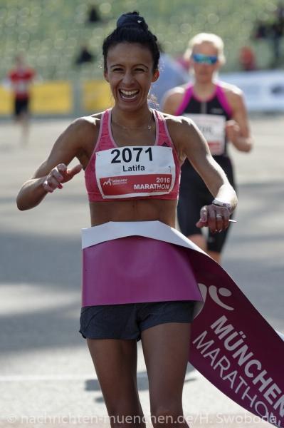 Muenchen Marathon 1040