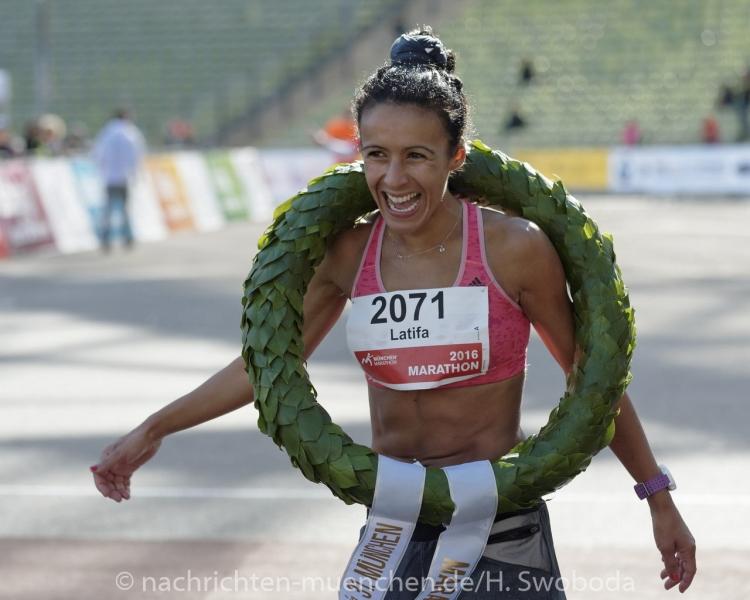 Muenchen Marathon 1070