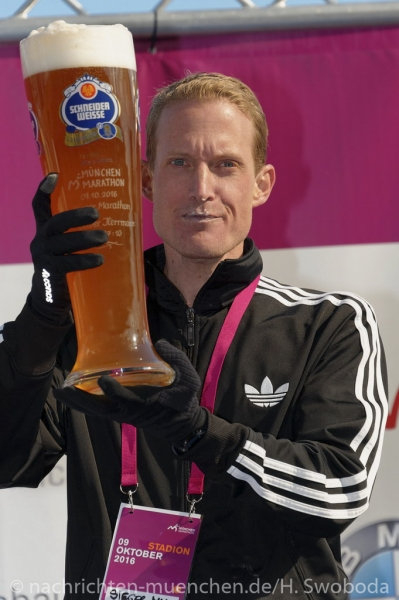 Muenchen Marathon 1310
