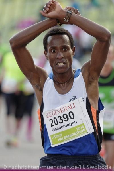 Muenchen Marathon 1400