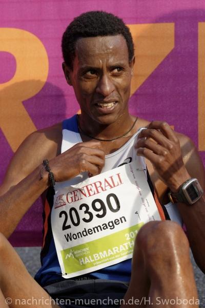Muenchen Marathon 1410