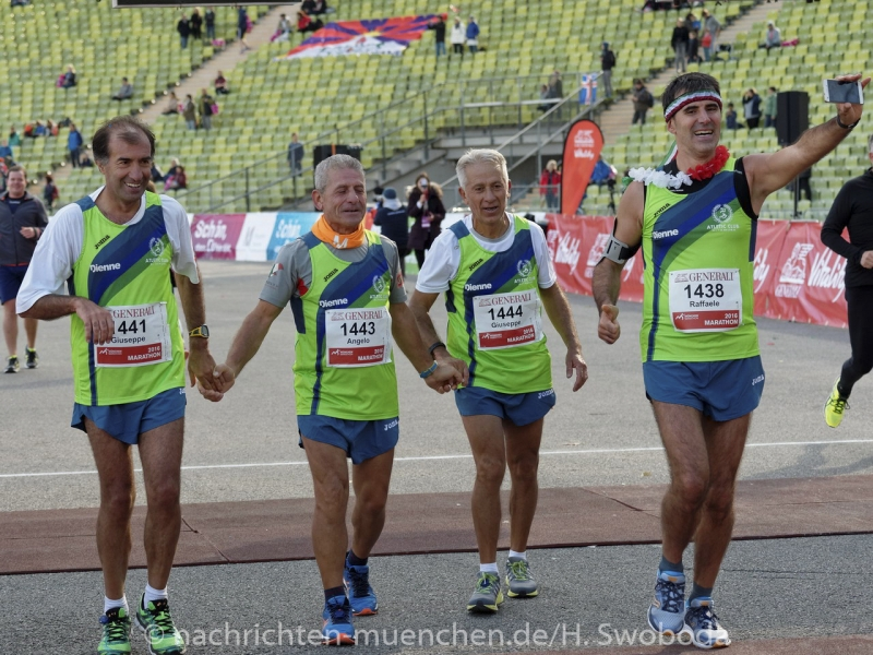 Muenchen Marathon 1440