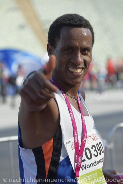Muenchen Marathon 1450