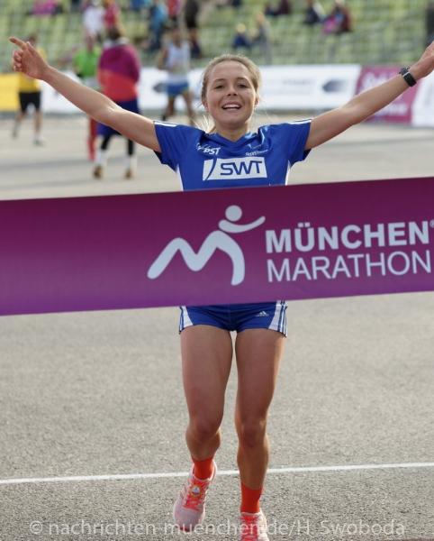 Muenchen Marathon 1500