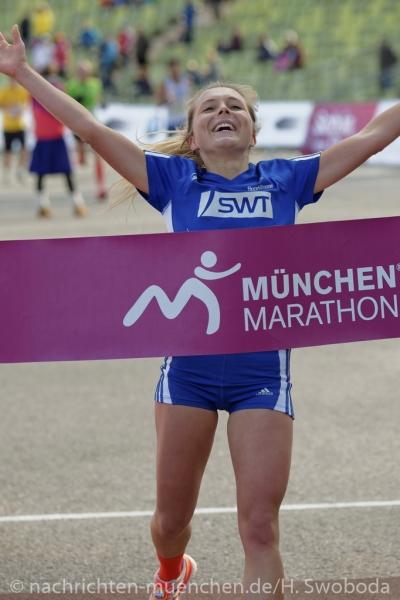Muenchen Marathon 1510
