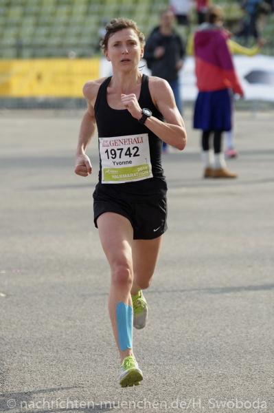 Muenchen Marathon 1530