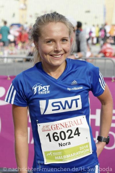 Muenchen Marathon 1550