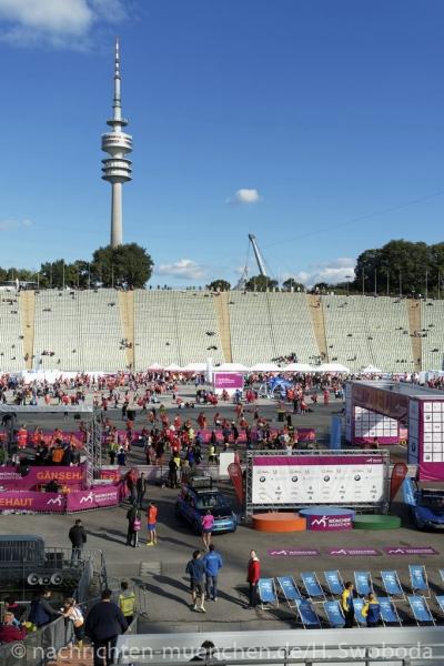 Muenchen Marathon 1600