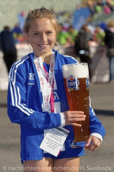Muenchen Marathon 1800