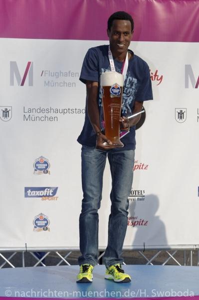 Muenchen Marathon 1850