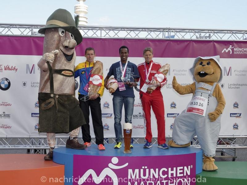 Muenchen Marathon 1890