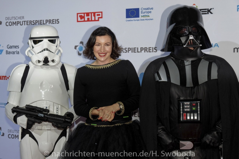 Deutscher Computerspielpreis 2016