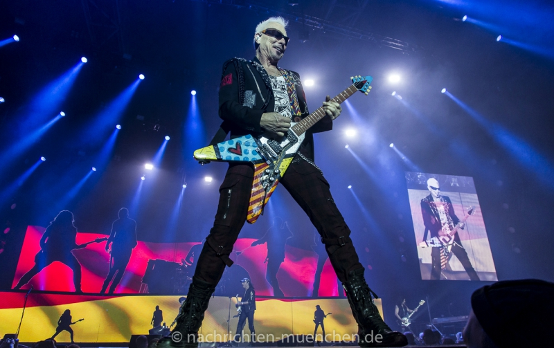 Scorpions 50th Anniversary - World Tour 2016