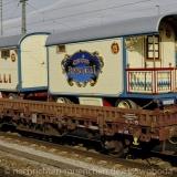Roncalli - Bahnankunft & Zeltaufbau 0120