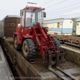 Roncalli - Bahnankunft & Zeltaufbau 0140