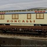 Roncalli - Bahnankunft & Zeltaufbau 0150