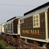 Roncalli - Bahnankunft & Zeltaufbau 0170