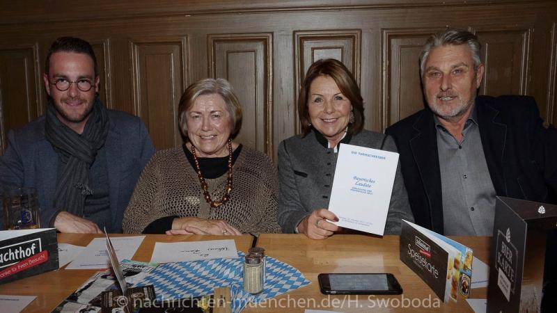 Verleihung Bayerischer Poetentaler 0030