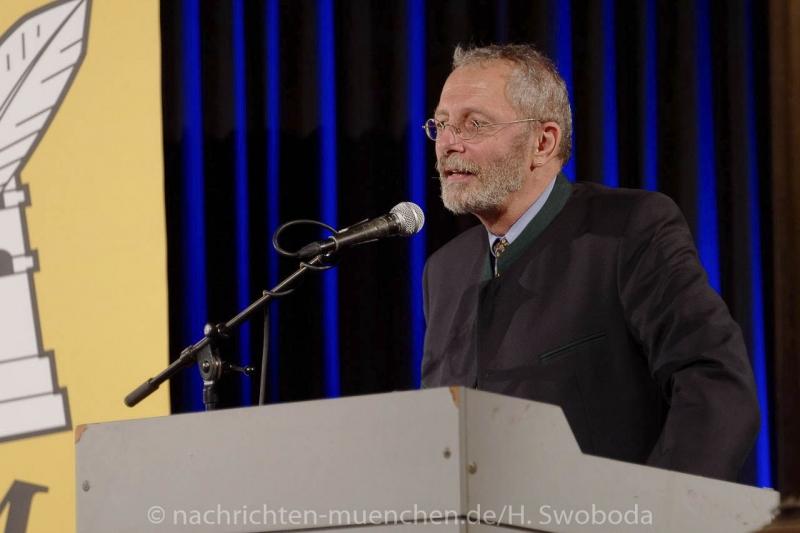 Verleihung Bayerischer Poetentaler 0230