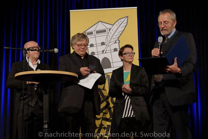 Verleihung Bayerischer Poetentaler 0550