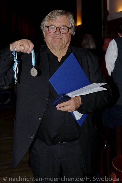 Verleihung Bayerischer Poetentaler 0570
