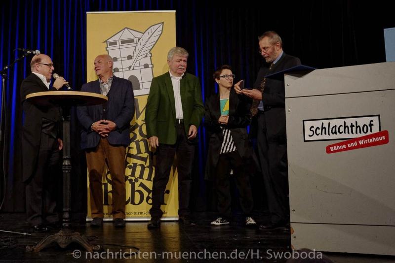 Verleihung Bayerischer Poetentaler 0600