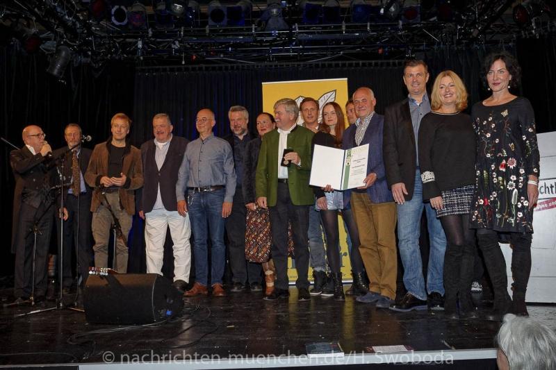Verleihung Bayerischer Poetentaler 0650