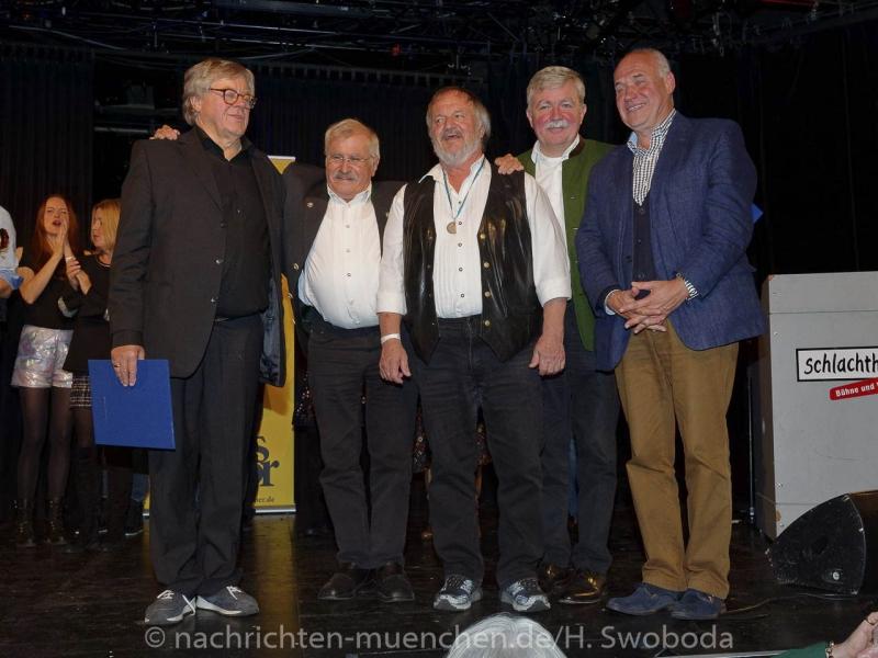 Verleihung Bayerischer Poetentaler 0730