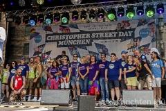 Bühnenprogramm CSD München 2018 (15 von 336)