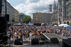 Bühnenprogramm CSD München 2018 (2 von 336)